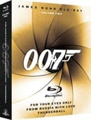 James Bond Blu-ray Collection: Volume Two (For Your Eyes Only / From Russia with Love / Thunderball)