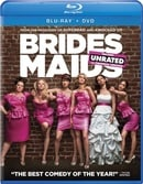 Bridesmaids (Two-Disc Blu-ray/DVD Combo in Blu-ray Packaging)