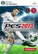 Pro Evolution Soccer 2013 PC-DVD