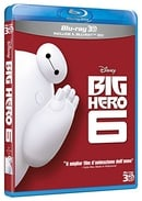 Big Hero 6 3D (Blu-ray) [Italian]