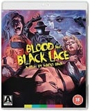 Blood and Black Lace [Dual Format Blu-ray + DVD] [Region A & B]