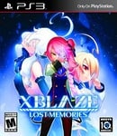 Xblaze Lost: Memories - PlayStation 3