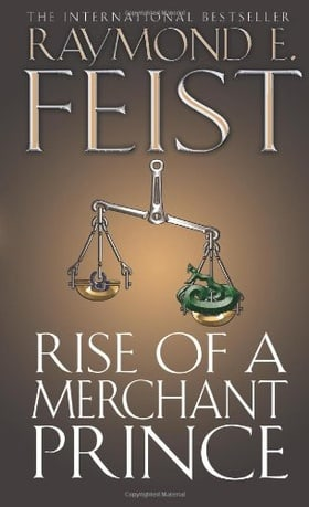 Rise of a Merchant Prince (The Serpentwar Saga, Book 2): Serpentwar Saga Bk. 2