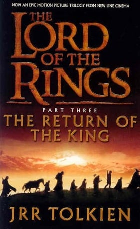 The Return of the King (The Lord of the Rings): Return of the King Vol 3