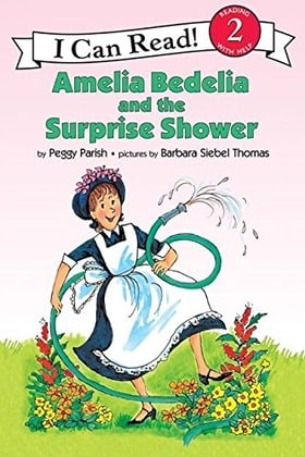 Amelia Bedelia and the Surprise Shower (I Can Read Amelia Bedelia - Level 2)