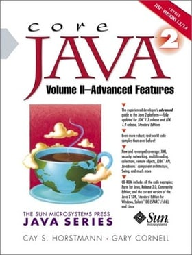Core Java 2: Advanced Features v. 2