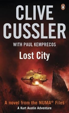 Lost City (Numa Files S.)
