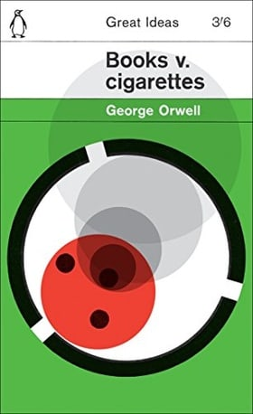 Books v. Cigarettes (Penguin Great Ideas)