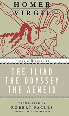 Iliad, Odyssey, and Aeneid box set: (Penguin Classics Deluxe Editions)