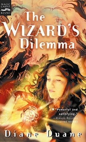 The Wizard's Dilemma (Young Wizards (Quality))