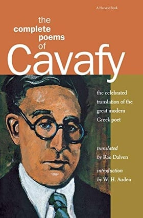 Complete Poems of Cavafy