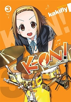 K-On!: Vol 3 (K-On! (Quality))