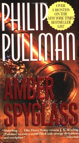The Amber Spyglass: His Dark Materials - Book III