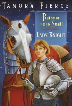 Lady Knight (Protector of the Small)