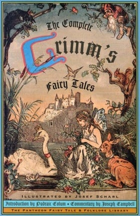 The Complete Grimm's Fairy Tales (Pantheon fairy tale & folklore library)