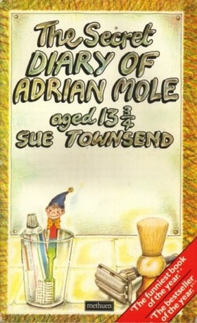 The Secret Diary Of Adrian Mole Aged 133/4