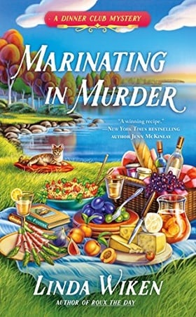 Marinating in Murder (A Dinner Club Mystery)