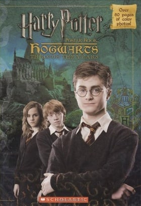 Hogwarts Through the Years Poster Book (Harry Potter Movie V)