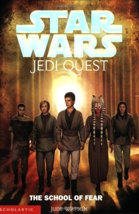The School of Fear (Star Wars: Jedi Quest): 5