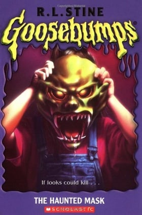 The Haunted Mask (Goosebumps, Book 11)