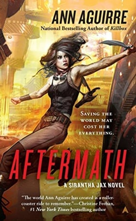 Aftermath (Sirantha Jax Novels)