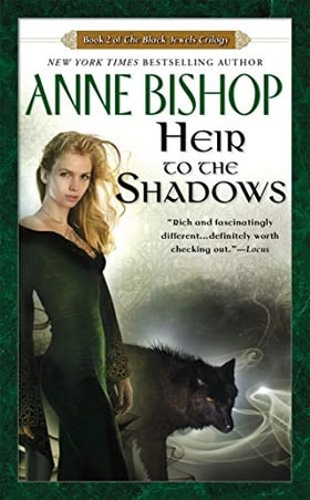 Heir to the Shadows (Black Jewels Trilogy)