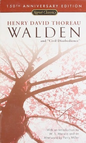 Walden and Civil Disobedience: 150th Anniversary