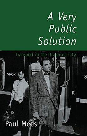 A Very Public Solution: Transport in the Dispersed City