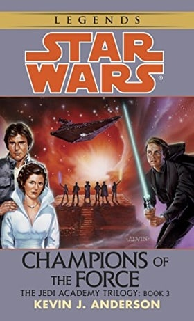 Star Wars: The Jedi Academy - Champions of the Force