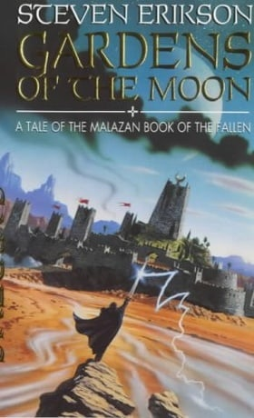 Gardens of the Moon (The Malazan Book of the Fallen)