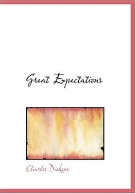 Great Expectations (Large Print Edition)