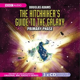 The Hitch-Hiker's Guide to the Galaxy: The Primary Phase (BBC Audiobooks)