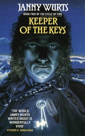 Keeper of the Keys (Book Two of The Cycle of Fire Series)