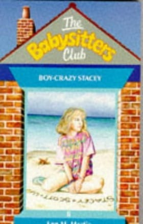 Boy Crazy Stacey (Babysitters Club)