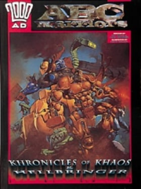 ABC Warriors: Khronicles of Khaos AND Hellbringer (2000 AD)