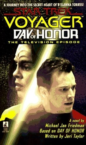 Day of Honor: The Television Episode (Voyager)