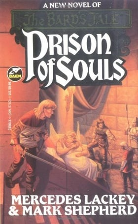 Prison of Souls (The Bard's Tale Series)