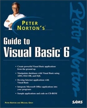 Peter Norton's Guide to Visual Basic 6.0