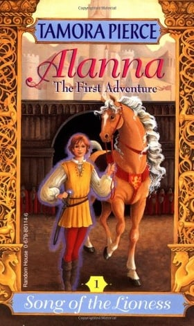 Alanna: The First Adventure (Song of the Lioness)