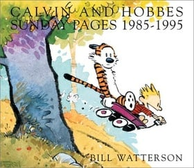 Calvin and Hobbes Sunday Pages: 1985-1995 (Calvin & Hobbes)