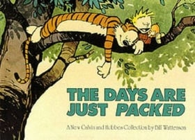The Days Are Just Packed: Calvin & Hobbes Series: Book Twelve (Calvin and Hobbes Series)