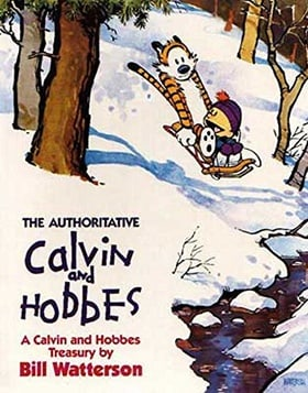 The Authoritative Calvin And Hobbes: The Calvin & Hobbes Series: Book Seven: A Calvin and Hobbes Treasury