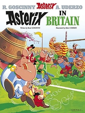 Asterix in Britain