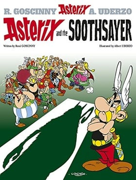 Asterix and the Soothsayer (Asterix (Orion Paperback))
