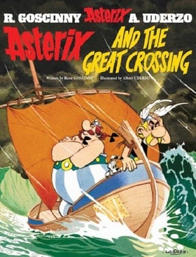 Asterix and the Great Crossing (Asterix (Orion Paperback))
