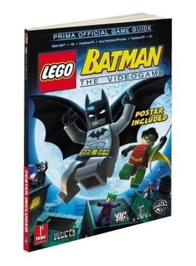 Lego Batman: Prima Official Game Guide (Prima Official Game Guides)