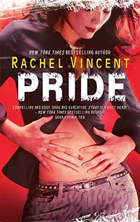 Pride (Shifters, Book 3)