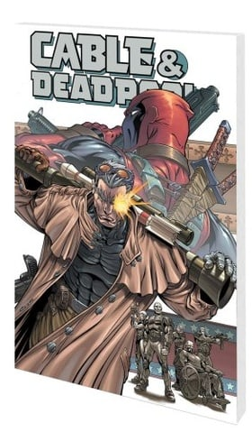 Cable & Deadpool Volume 2: The Burnt Offering TPB: Burnt Offering v. 2 (Graphic Novel Pb)