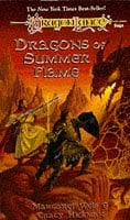 Dragons of Summer Flame (Dragonlance Saga)