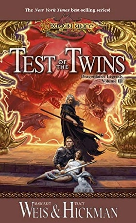 Test of the Twins: 3 (Dragonlance: Legends)